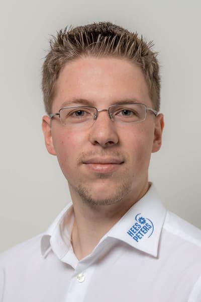 HEES + PETERS_Mitarbeiter_Stefan Fuchs