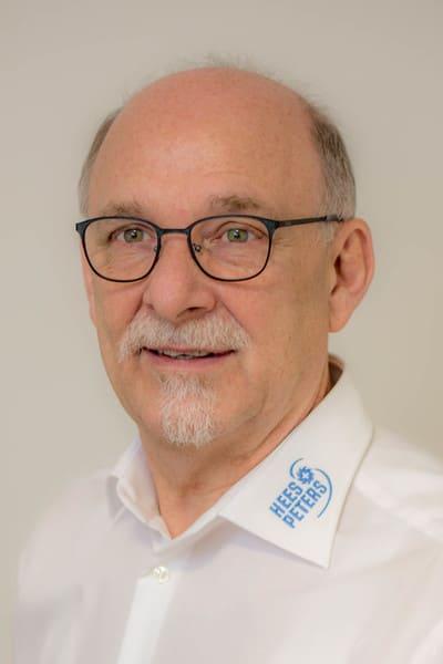 HEES + PETERS_Mitarbeiter_Reinhold Friese